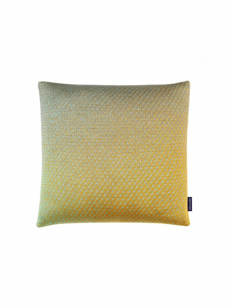Knitted Cushion 50x50 Langeoog - Merino Wool