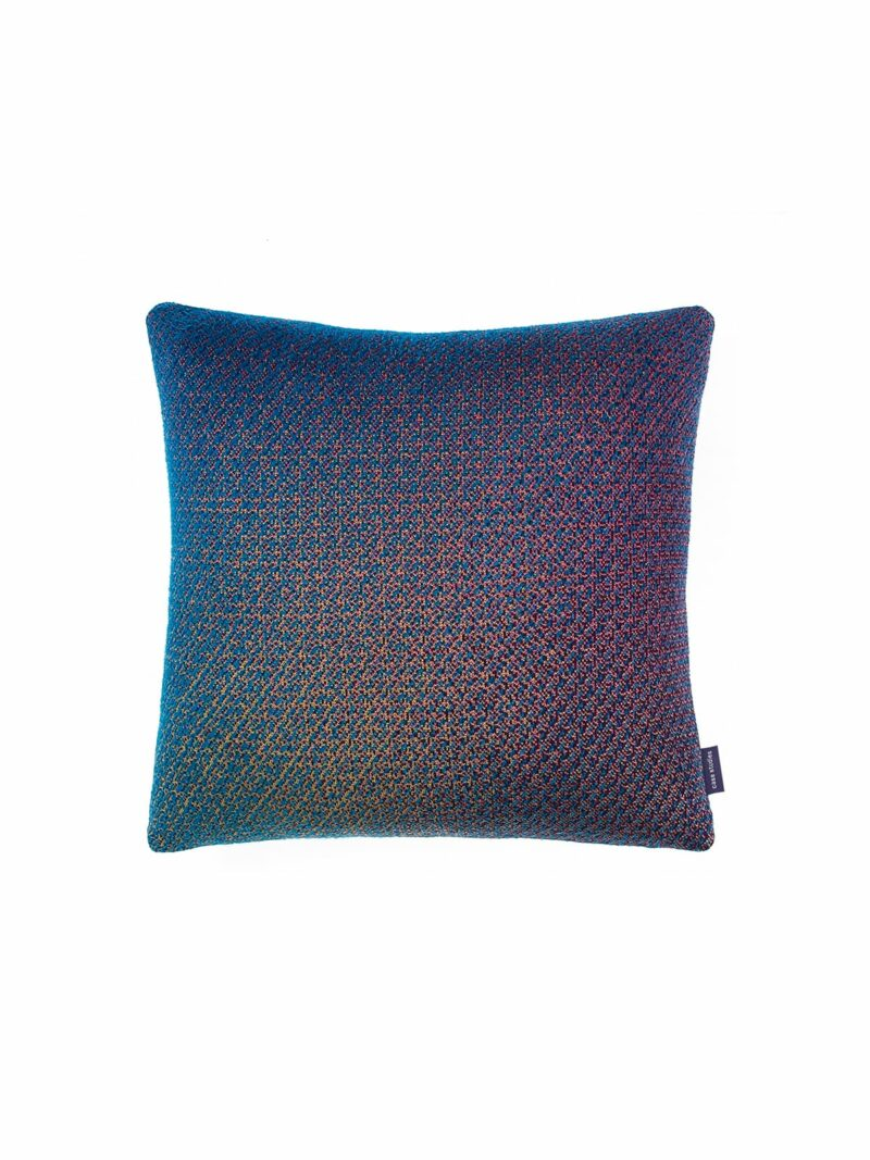 Knitted Cushion 50x50 Paris - Merino Wool