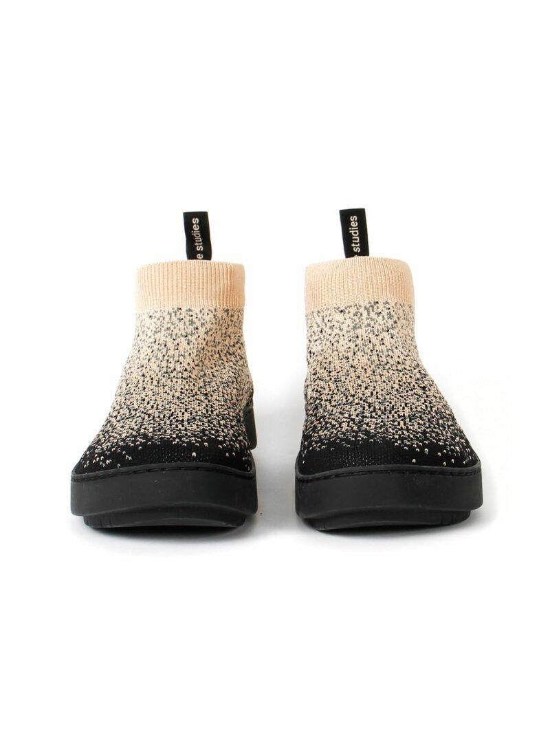 3D knitted sockboot Spexx Starry vorne